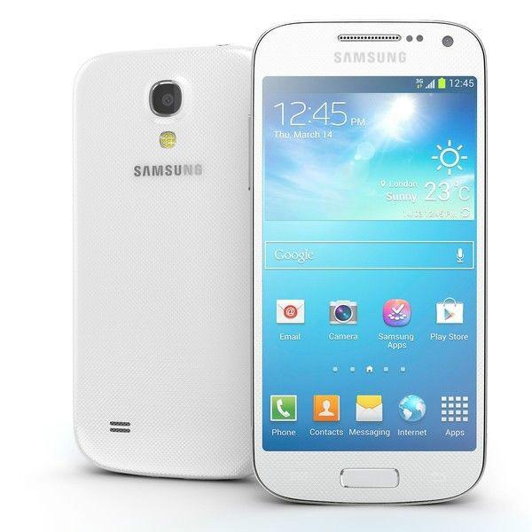 samsung galaxy s4 mini lte gt i9195 8gb white frost. Black Bedroom Furniture Sets. Home Design Ideas