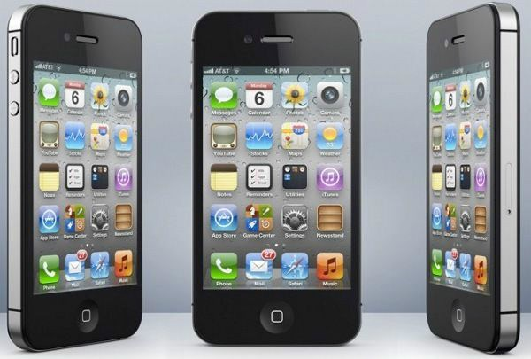 Super IPHONE 4S 64GB iOS6 3G 8MP GPS WIFI UNLOCKED SMARTPHONE NH-04